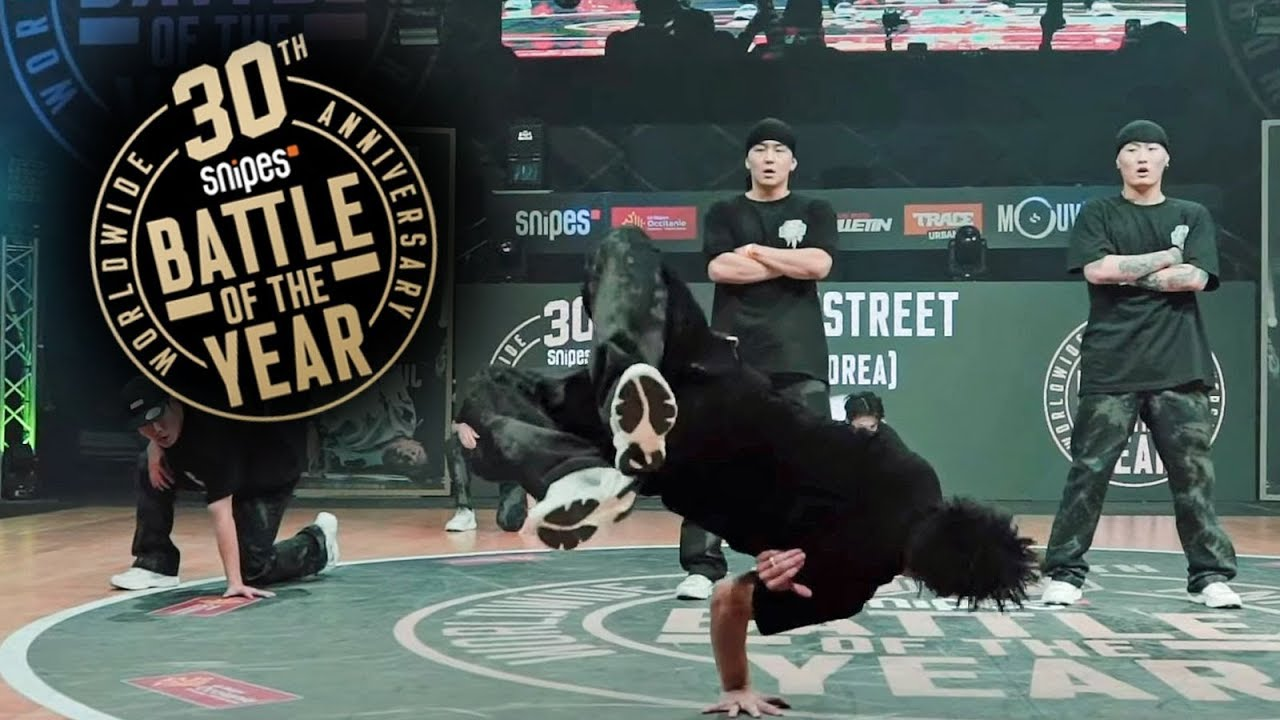 SNIPES Battle Of The Year 2019 x HipHop.de
