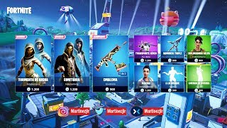 *NEW SKINS ARENA AND CIMITARRA* FORTNITE STORE June 14 - Martinezjlr