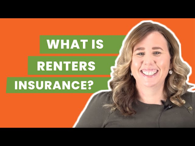 Renters Insurance: Why It's Important To Have