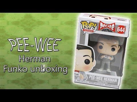 Funko Unboxing #11 | PeeWee Herman