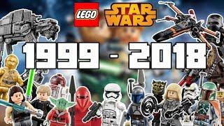 Every Lego Star Wars Set EVER MADE 1999 - 2018