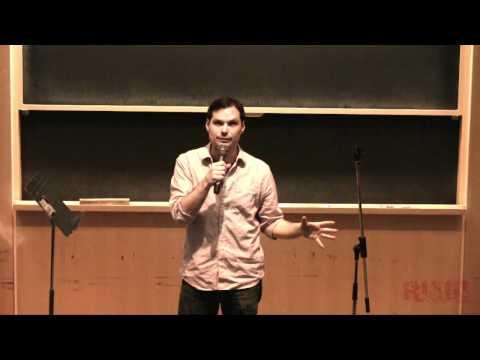 Michael Ian Black Live at RISK! at Brown University!