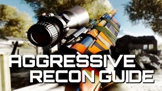 Battlefield 4: Quickscoping and Aggressive Sniping Guide | TheBrokenMachine