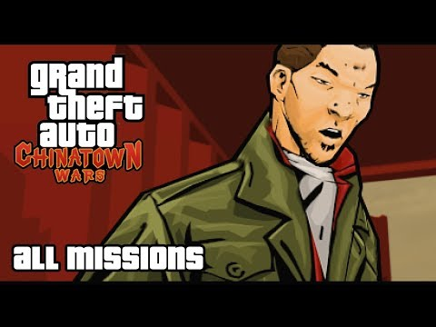 GTA Chinatown Wars - All Missions Walkthrough