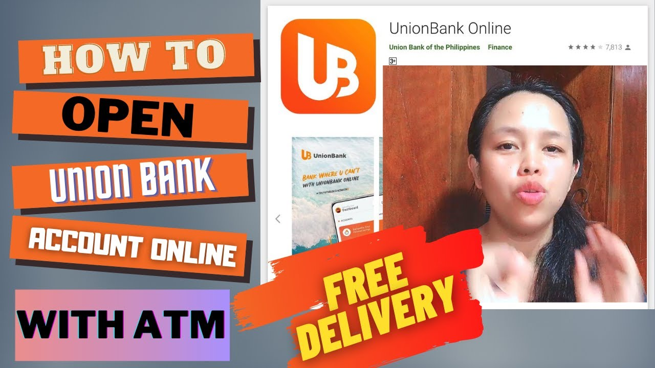 How To Open Bank Account With Atm Card Online Step By Step Tutorial Mae Can Youtube