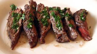 How To Cook Flank Steak - Cooking Flank Steak --the Frugal Chef