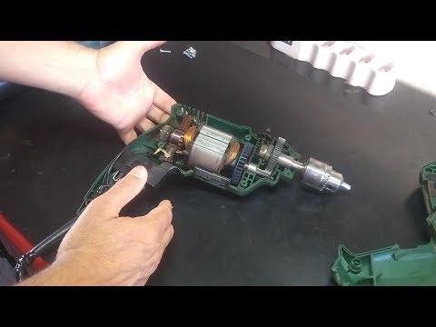 Manutenção Preventiva #Furadeira Bosch Super Hobby