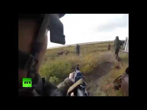 GoPro: Shooting & quad riding in Arctic by Russian army