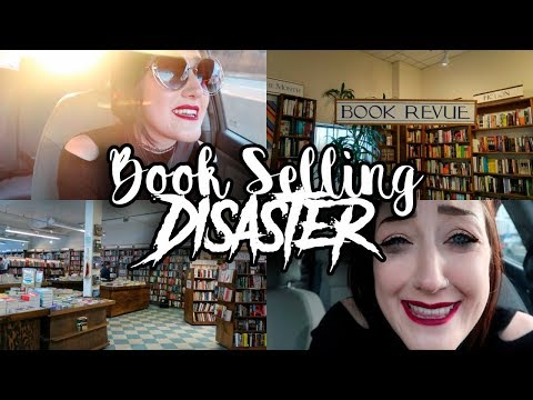 MY BOOK SELLING DISASTER l Vlog.