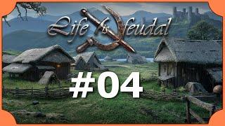 Life is Feudal #04 [Lets Play Koop | Gameplay] - Neue Bewohner