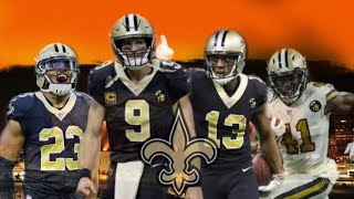 """New Orleans Saints 2019 Hype Video  - """"Fuck Up The City"""""""