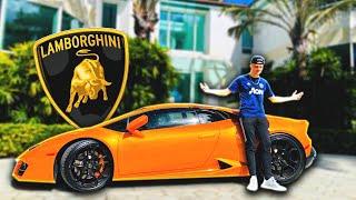 I Bought A Lamborghini Huracan At 22 Years Old