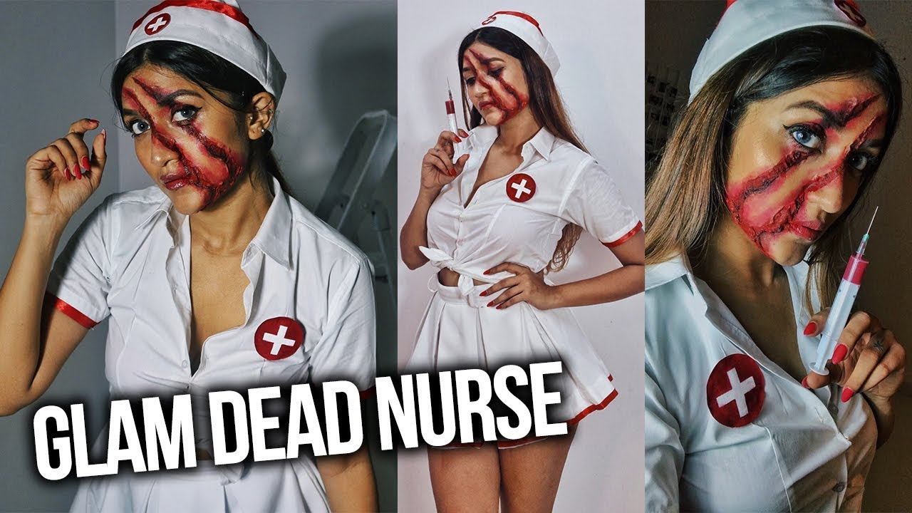 how to make a nurse outfit