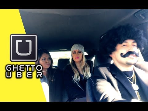Ghetto Uber Driver - Prince AJ Skits