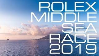 Rolex Middle Sea Race 2019 | J/111 Blur