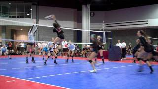 Junior Olympics - Atlanta 2011 Marisa Aiello - Volleyball Middle Blocker jjrmfa@comcast.net