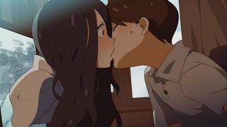 Красивый аниме клип-Ты для меня как воздух