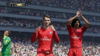 FIFA 17 FUT CHAMPIONS DREAMHACK FINAL  - PSG(Agge) VS MONACO(SNEAKY)