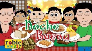 Noche Buena Animated (Tagalog Christmas Song)