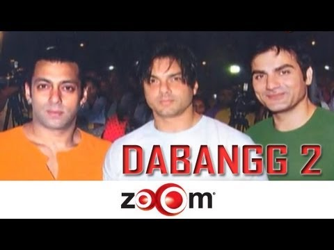Salman & Arbaaz retain distribution rights of 'Dabangg 2'