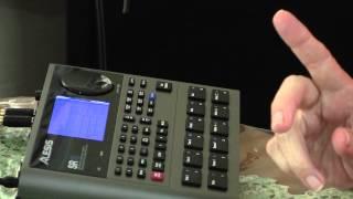 Alesis SR18 Professional Drum Machine