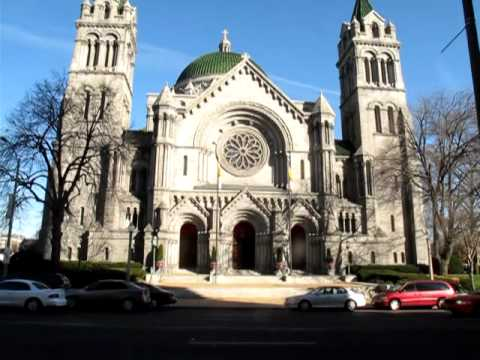 Cathedral Basilica of Saint Louis - St. Louis Missouri: Video Tour