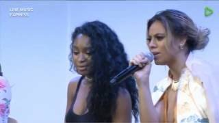 Fifth Harmony  - Q&A (Line Music Express Japan)