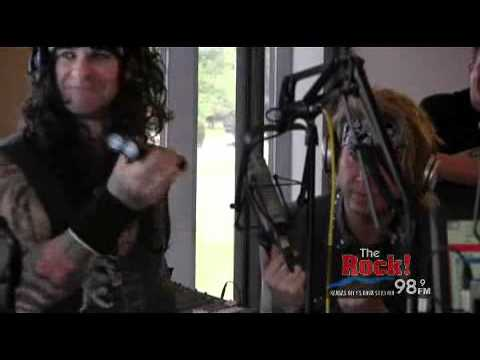 Steel Panther - Girl from Oklahoma - Live in Studio