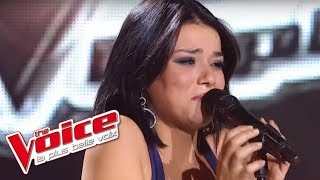 Bonnie Tyler - Total Eclipse of the Heart | Sonia Lacen | The Voice France 2012 | Blind Audition