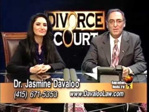 Family Law and Employment Law Persian TV Show on Appadana TV www.DavalooLaw.com