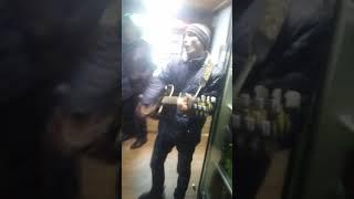 Сектор Газа - Пора домой // Не кто не ожидал как он спел // Шикарный голос // Под гитару.