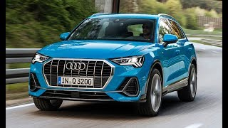 2019 Audi Q3 - Technological Features!!!
