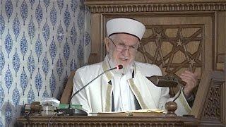 Hacı Bayram Sohbetleri (26.11.2016) Prof.Dr.M. Cevat AKŞİT Hocaefendi