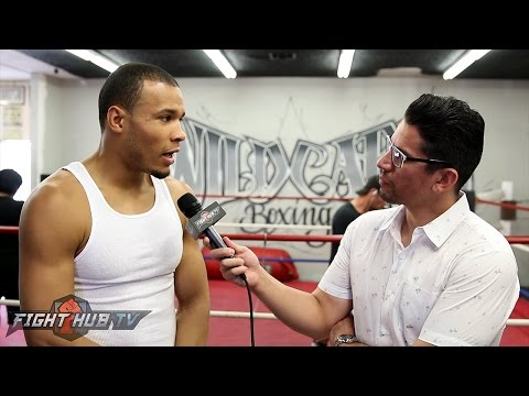 "Chris Eubank Jr. ""I BRING CANELO & GOLOVKIN HELL ON EARTH! THE FIGHT WAS STOLEN BY HEARN!"""