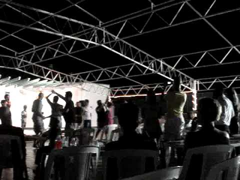 nog een stukje karaoke falcon hills, Juli 2012