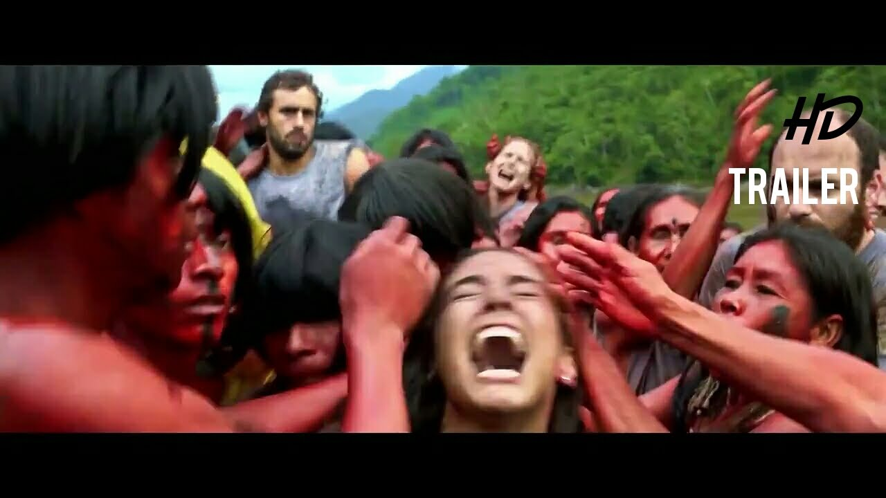 the green inferno nackt