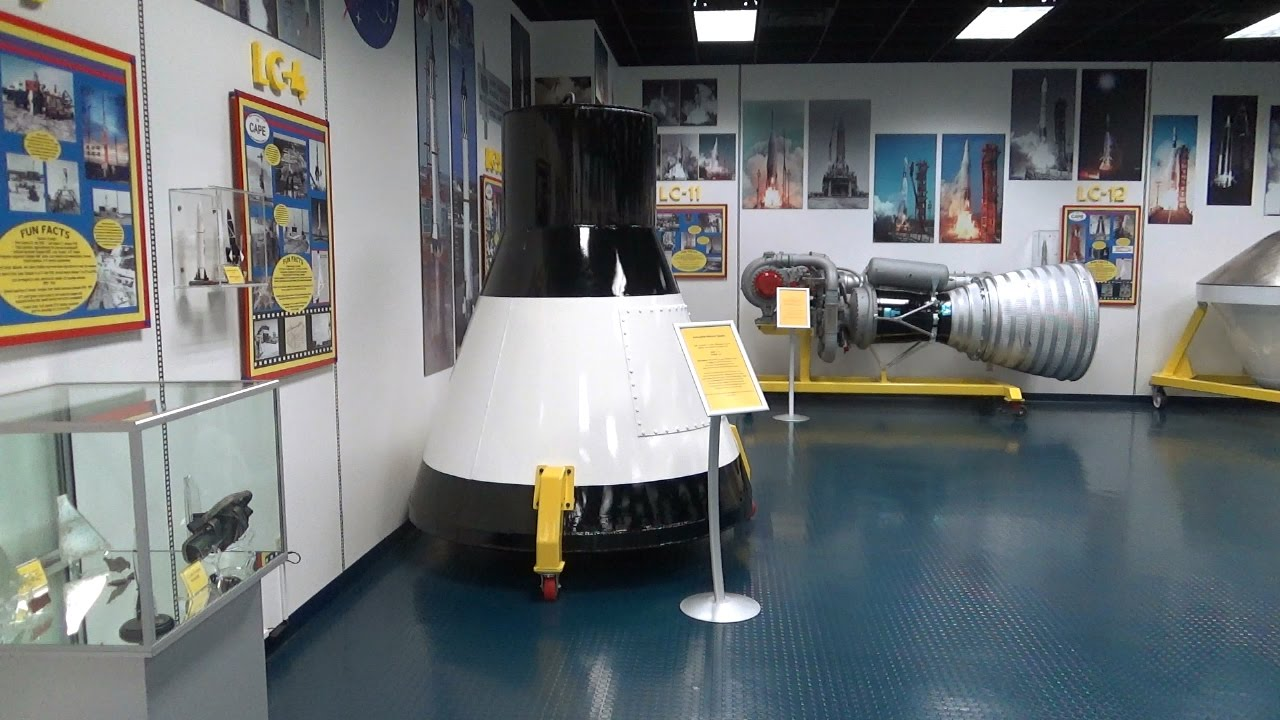Air Force Space and Missile Museum Sands History Center