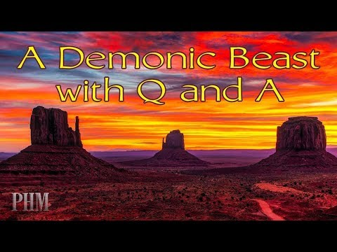 A Demonic Beast with Q and A