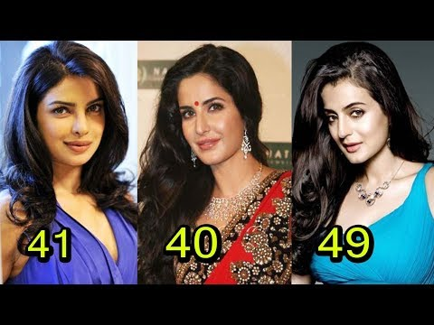 10 Unmarried Bollywood Actress Who Age More than 40