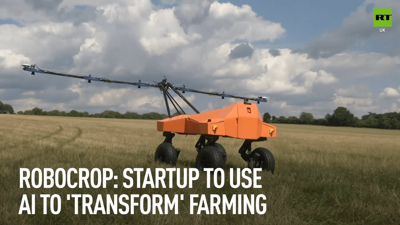 Robocrop | New Bots to transform British Agriculture?