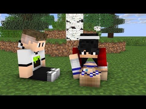 My hero life 1 - Minecraft animations