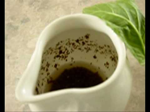 how to make mint sauce youtube