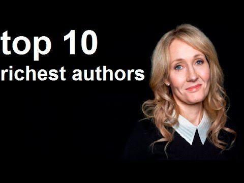 top 10 richest authors in the world 2017