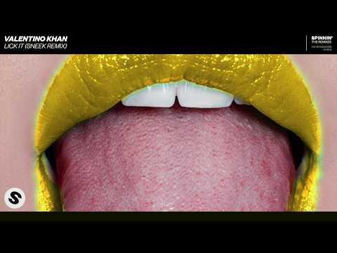 Valentino Khan - Lick It (SNEEK Remix) [Official Audio]