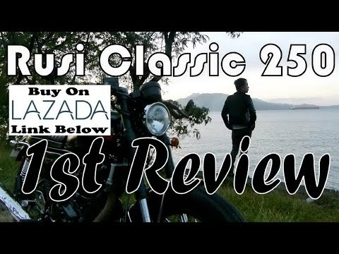Rusi Classic 250 Review By Zurc Motorcycle