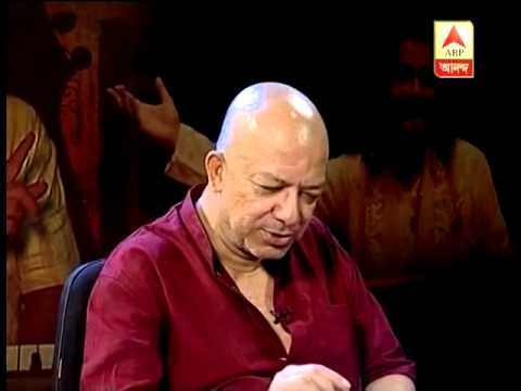Interview after national award wining ~ Kabir Suman