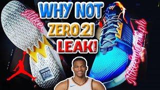 Jordan Westbrook WHY NOT ZERO.2 LEAK!