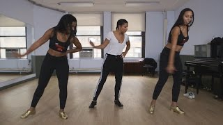These Sisters Are Redefining Tap Dancing  HANNAHGRAM