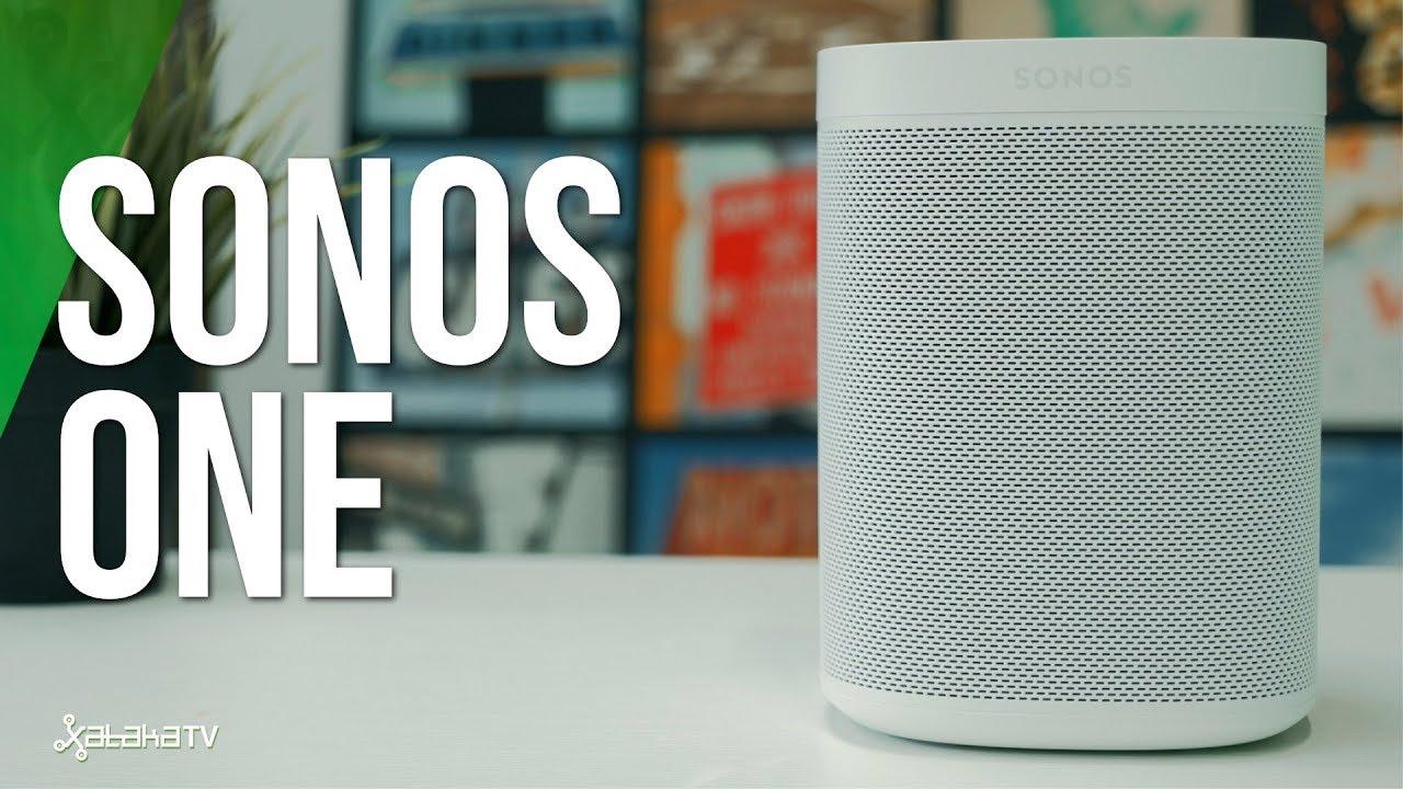 Análisis altavoz Sonos One