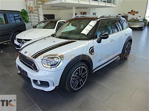 mini cooper countryman sd all4 john cooper works neues. Black Bedroom Furniture Sets. Home Design Ideas